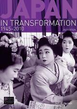 Japan in Transformation, 1945-2010 by Jeffrey Kingston (2010, Paperback, New...