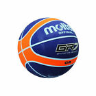 New Molten Indoor Outdoor Basketball Match / Training Blue & Orange Gr Size 7