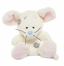"4"" My Blue Nose Friends Tiny the Mouse No. 35 - Plush Soft Toy"
