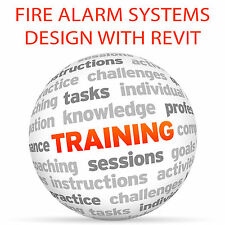 Fire Alarm Systems Design with REVIT - Video Training Tutorial DVD