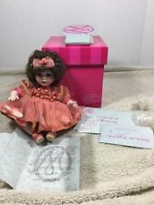 Marie Osmond Remember Me Rose Bud Tiny Tot Doll Complete In Box Euc