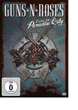 GUNS'N'ROSES - Live in Paradise City DVD *Super Low Price*