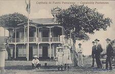 COSTA RICA PUNTARENAS CAPITANIA DE PUERTO  ED. MARIA V. DE LINES