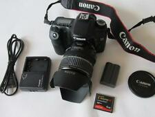 Canon EOS 40D 10MP Digital-SLR Camera +EF-S Image Stabilizer USM 17-85mm +4GB CF