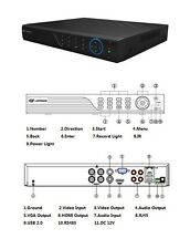 4 channel hd-cvi dvr Tribrid, analouge, IP cctv cameras, onvif, 1080p,cloud p2p