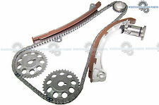 2000-2008 TOYOTA COROLLA CELICA CHEVY PRI 1.8L 1ZZFE DOHC Timing Chain Gear Kit