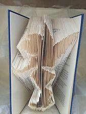 Book Folding PATTERN Tinker Bell 2 Buy 3 choose 4th one FREE folded book art