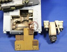 Legend 1/35 Honeywell AGT1500 Gas Turbine Tank Engine Set for M1A1 Abrams LF1028