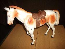 """Lone Ranger - Pferd """" Pinto - Scout """"  von 1973 Gabriel toys"""