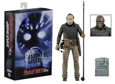 "Vendredi 13 partie 6 ULTIMATE Jason Voorhees 7 ""action figure neca Horreur"