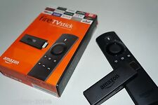 Amazon Fire TV 2 Stick KODi 16.1 Jarvis mit Sprachfernbedienung Jailbreak XBMC