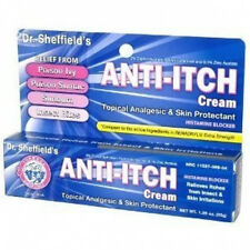 Dr. Sheffield's Anti-itch Cream with Histamine Blocker 1.25 Oz topical analgesic