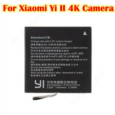 2XHigh Quality AZ16-1 1400mAh 3.85V Rechargeable Battery For XiaoYi 2 Camera Cam