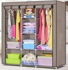 MULTI LAYER STORAGE SHELF RACK WARDROBE FANCY N FOLDABLE.