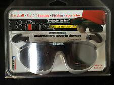 Brimz Clip and Flip Polarized Sunglasses Clip-On Shades Bangerz NEW sports hat