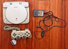 "Playstation 1 PSone 5"" LCD Combo Console SCPH-100 Japan System US Seller"