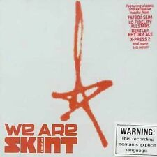 We Are Skint - CD