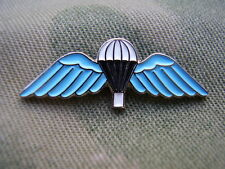 British Army/Airborne Forces Military Para Wings Enamel Lapel/Tie Pin Badge New!