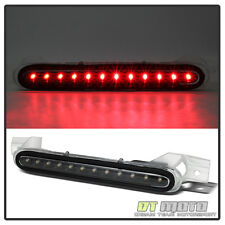 Black Fits 2005-2007 Ford Focus Sedan 3rd Full Led Rear Brake Light Brakelamp