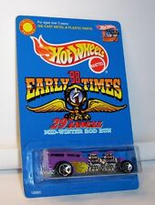 HOT WHEELS '98 EARLY TIMES WAY 2 FAST MID-WINTER ROD RUN LIMITED EDITION MOC