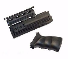 AS53u CYMA Railed Handguard and Tactical Grip for Airsoft AK Series AEG C49 UK