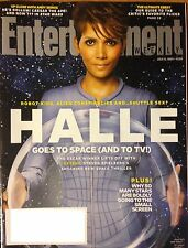 Entertainment Weekly HALLE Berry EXTANT Weird AL Andy Serkis July 11 2014