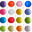 "1x Size 4""6""8""10""12"" Paper Lanterns Decorations for Wedding Party Venue Birthday"