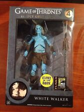 Game Of Thrones Comic Con Exclusive White Walker Glows In The Dark