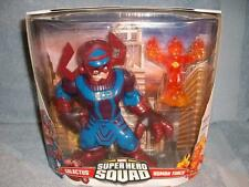 Galactus Human Torch Super Hero Squad Marvel 2-pack Hasbro 2007 New in Package