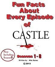 Castle TV Show Episode Guide - pdf version - 8 Seasons- 173 Episodes