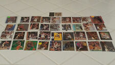 Lot of 64 Reggie Miller Basketball Cards Indiana Pacers NM+ 1990's