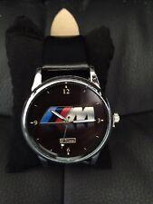 BMW Motorsport Armbanduhr Uhr M1 M2 M3 M4 M5 M6 F11 E39 F82 F06 F87 E36 E61 E91