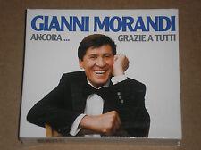 GIANNI MORANDI - ANCORA... GRAZIE DI TUTTO - BOX 3 CD COME NUOVO (MINT)