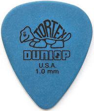 Jim Dunlop Tortex Guitar Picks - 1.0mm Gauge 12 Pack - Free Delivery