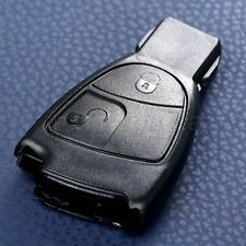 for Mercedes Benz C E B S Class ML Car 2 Button Remote Key Fob Case Shell Cover