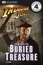 Indiana Jones: The Search for Buried Treasure (DK READERS)