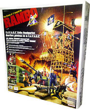 RAMBO - S.A.V.A.G.E. - The Enemy of Rambo - Strike Headquarters NEW! MISB!!