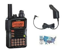 Yaesu VX-6R Tri-Band Hand-Held Radio with SDD-13 Cigarette Lighter Power Adapter