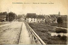 CARTE POSTALE / VILLERERSEXEL ENTRE DE VILLERERSEXEL LE PONT