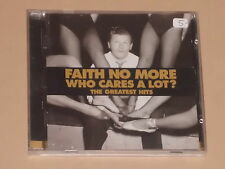 FAITH NO MORE -Who Cares A Lot? The Greatest Hits- CD --