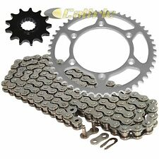Drive Chain & Sprockets Kit Fits KTM 125 SX Motocross 1993-2015