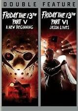 Friday the 13th Part V/Friday the 13th Part VI (DBFE) by