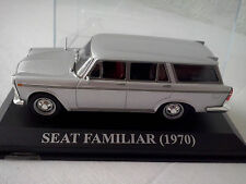 SEAT 1500 FAMILIAR 1970 IXO 1/43 NUEVO NEW MINT IN BOX