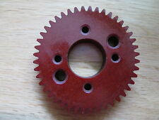 67-0540 BSA A7 A10 MAGNETO ATD AUTOMATIC ADVANCE / RETARD 44t FIBRE DRIVE GEAR
