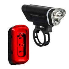 Blackburn Local 50 Front/Local 10 Rear Lumen Road Bike/Cycling/Cycle Light Set
