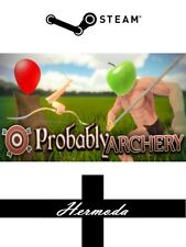 Probably Archery Steam Key - for PC, Mac or Linux (Same Day Dispatch)