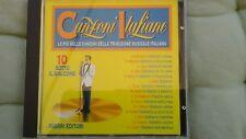 COMPILATION - 10 SOTTO IL BALCONE (ED. FABBRI). CD