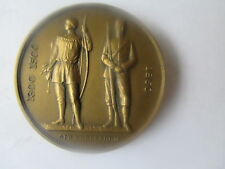 VINTAGE ' ASTOR COUNTY CUP ' BRASS SHOOTING MEDAL