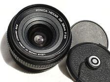 KONICA 28mm f/3.5 AR mount  lens  SN4739490