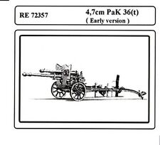 Attack RE72357 1/72 WWII German PAK36(t) Early Version